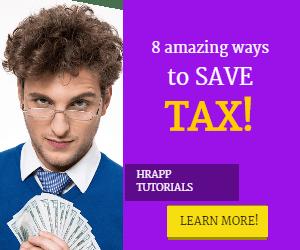tax saving tips in india