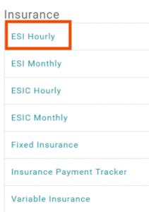 HRAPP Version ESI Hourly