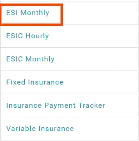 HRAPP Version ESI Monthly