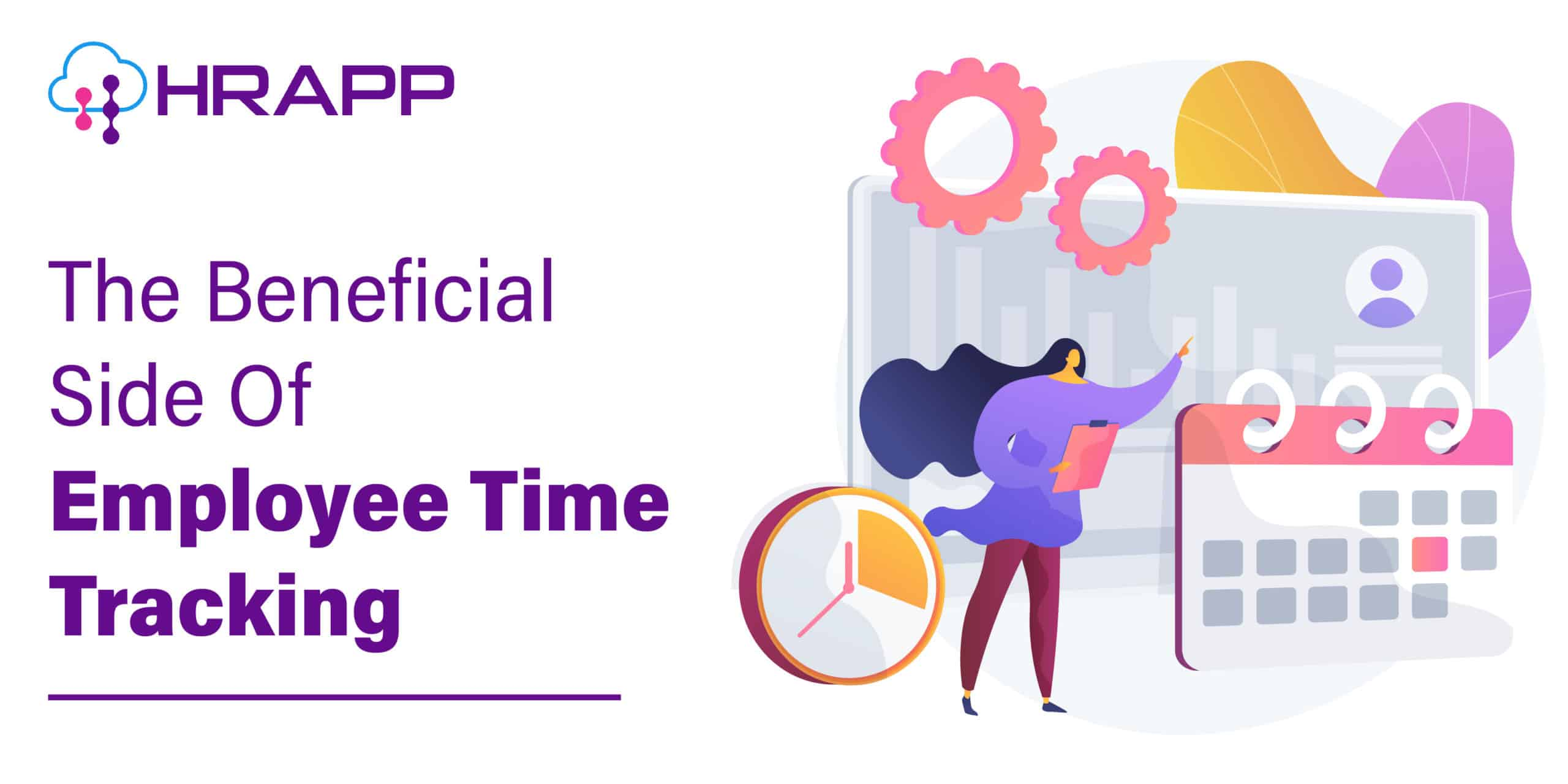 The employee time tracking software provides a manager with all of the team members' details.